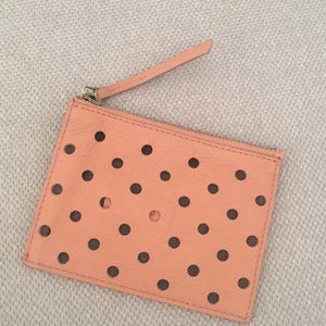 Madewell card holder